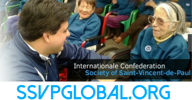 New International Spiritual Advisor of the Society of St. Vincent de Paul