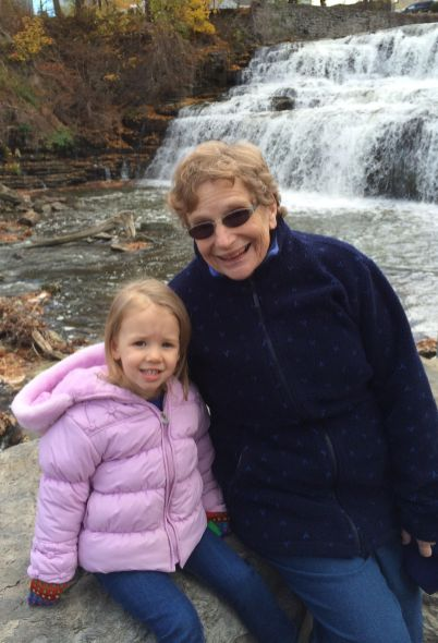 Millie and Sr. Jerri, November 2015