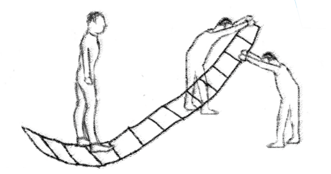 From treadmills to ladders – systemic change