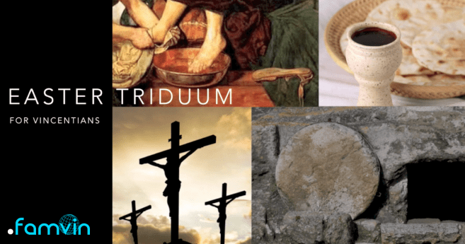 Easter Triduum: Video Reflection for Vincentians