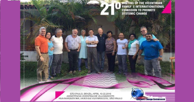International Commission for Systemic Change, Sao Paulo, Brazil