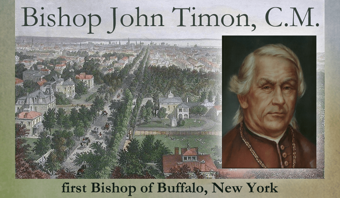 The Impact of Vincentians on the Early American Church: Bishop John Timon, CM