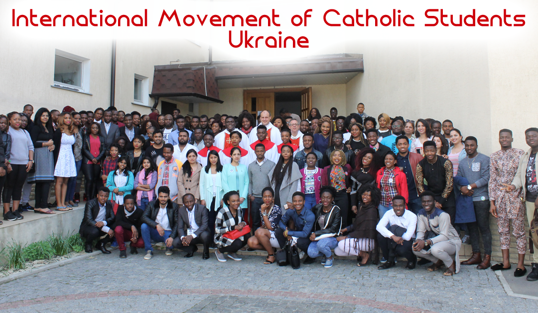 International Student Youth Movement in Ukraine makes Plans #IamVincent