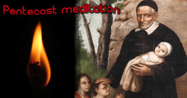 Pentecost Meditation for Vincentians