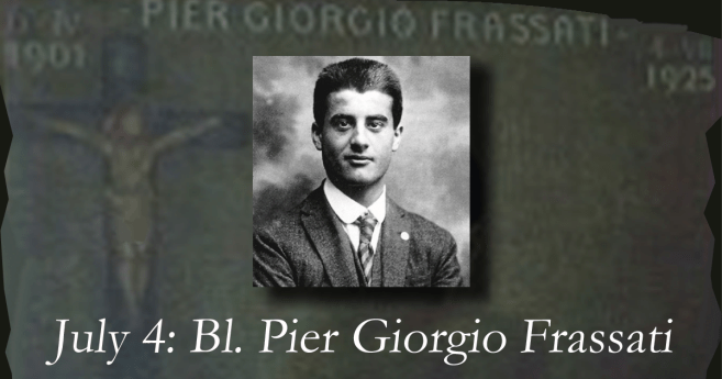 Pier Giorgio Frassati and Social Justice