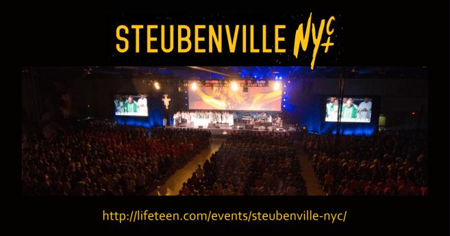 St. John's University Hosting Steubenville Conference