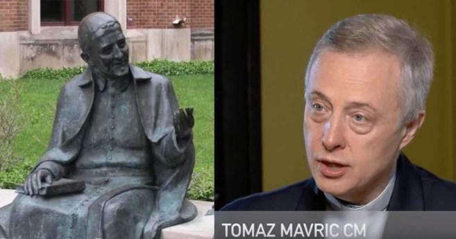 Interview with Fr. Tomaž Mavrič, CM, held in 2013