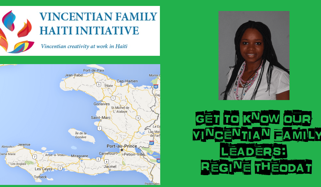 Get to Know Our Vincentian Family Leaders – Regine Theodat