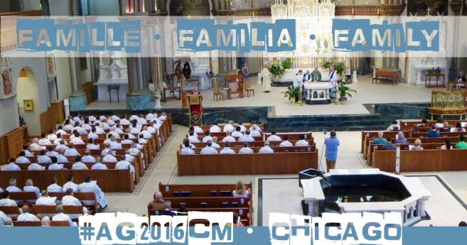 Vincentian Family Mass in Chicago