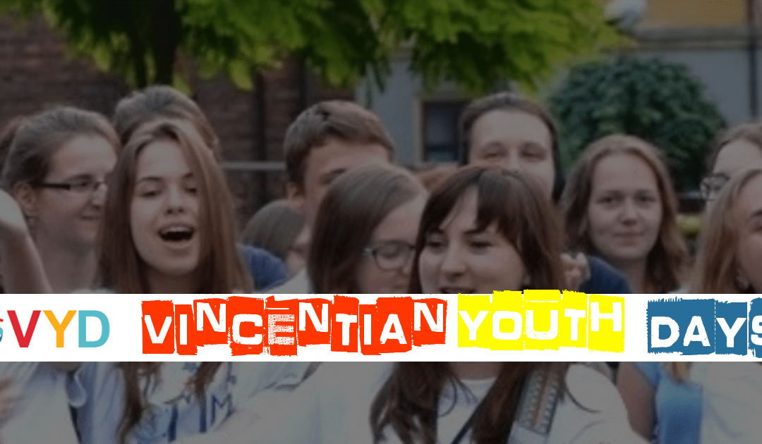 They're Arriving! Vincentian Youth Days Begin