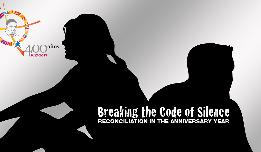 #famvin400 Breaking the Code of Silence