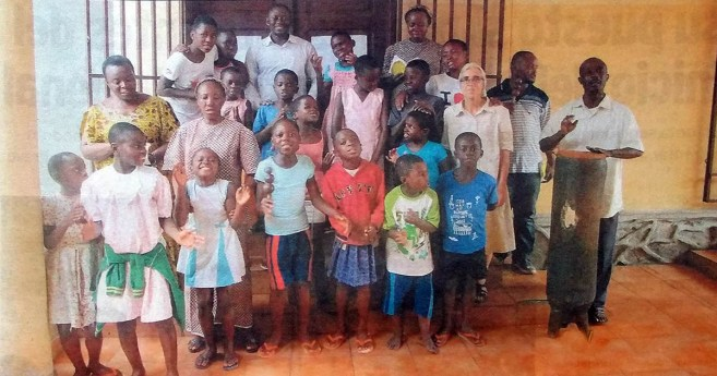 The Work of the Daughters of Charity in Congo