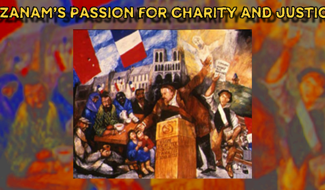 April 23: Anniversary of the Foundation of the Society of St. Vincent de Paul