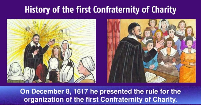 History of the First Confraternity of Charity