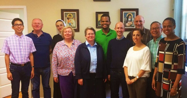 Vincentian Family Collaboration Commission Meeting