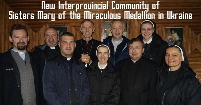 A New Interprovincial Community in Ukraine