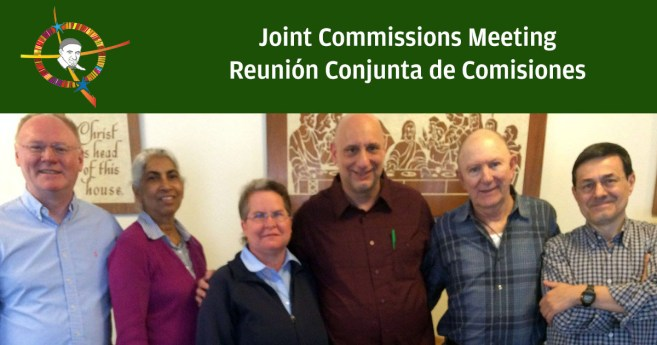 Joint Vincentian Family Commissions Meeting