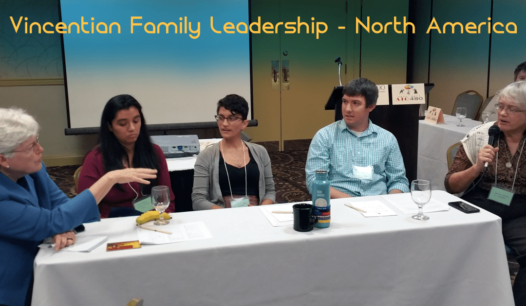 Meeting of Vincentian Family Leadership in North America