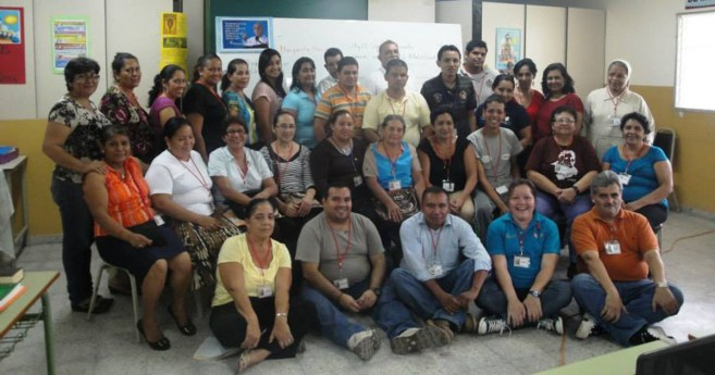 A Second Cohort Begins the Margarita Naseau School (Honduras)