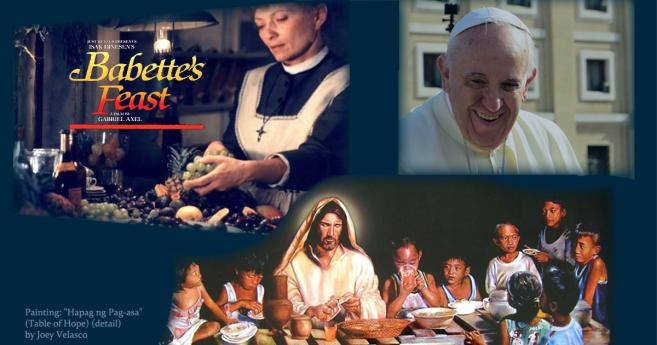 Thanksgiving Meal – Dividing? Transforming?