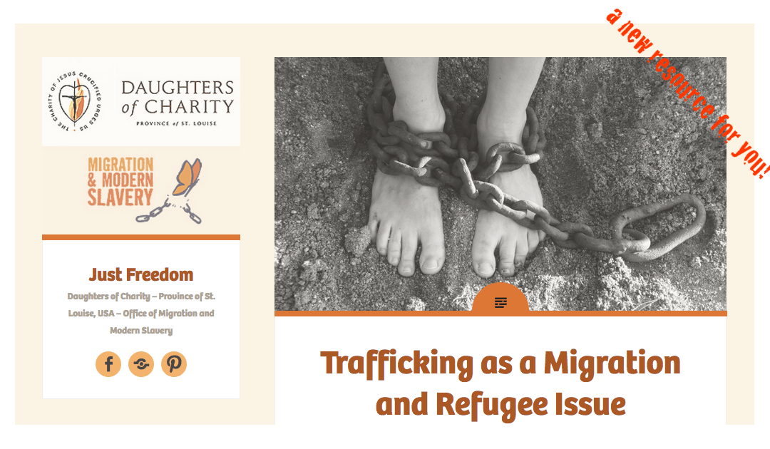 A New Resource: Trafficking and Human Slavery