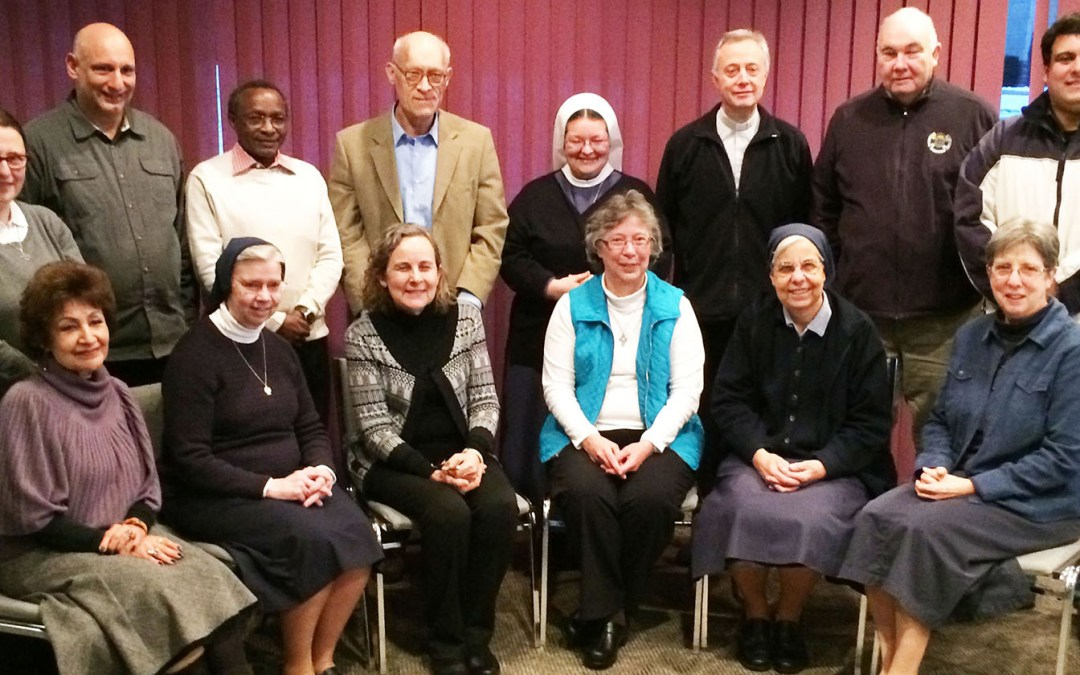 Historic Meeting of Vincentian Family Leaders in Germantown