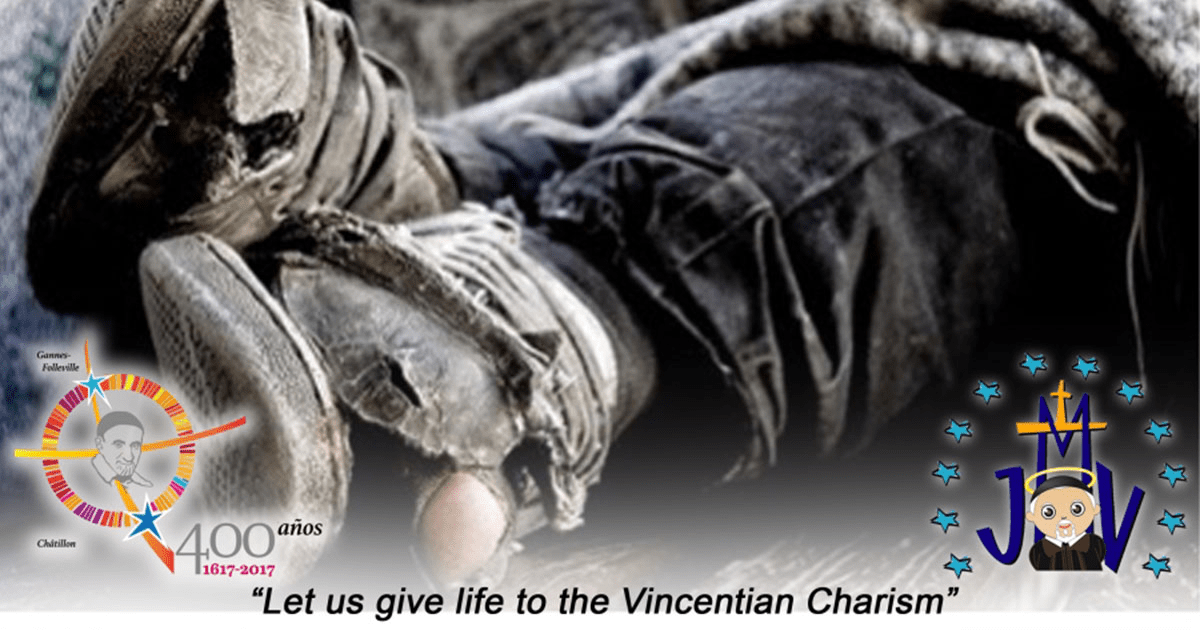 Let Us Give Life to the Vincentian Charism!