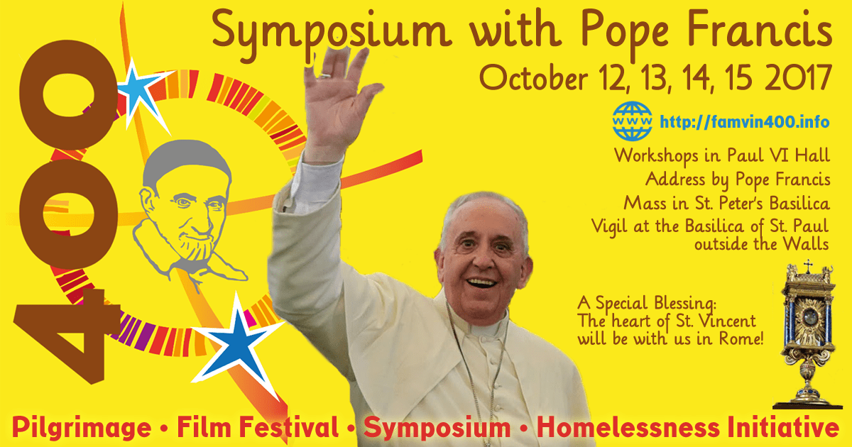 Symposium of the Vincentian Family 2017
