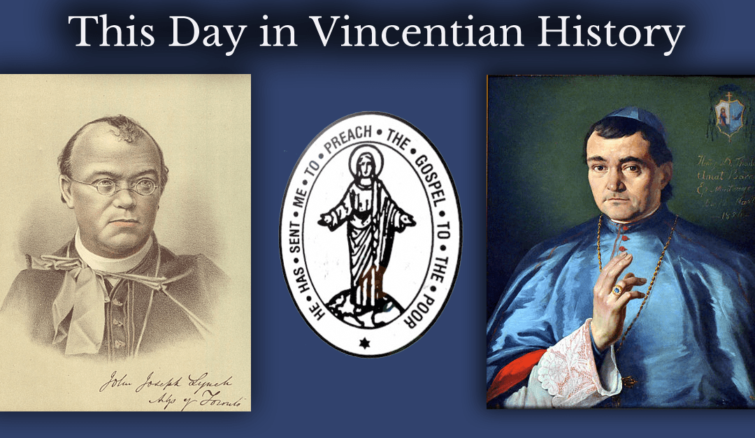 This Day in Vincentian History: May 12