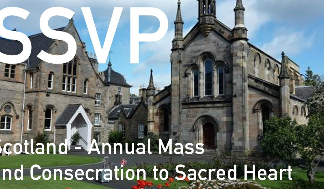 SSVP Scotland: Consecration to the Sacred Heart