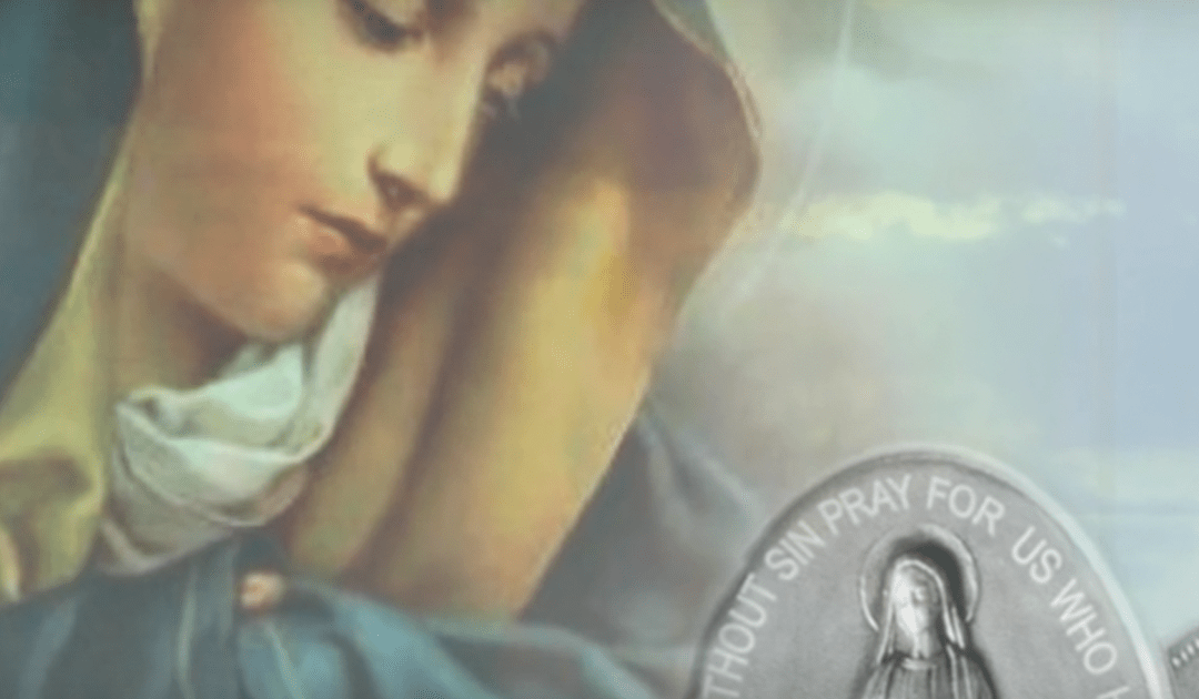 June 3, 1905: Pope Pius X Recognizes Miraculous Medal Associations