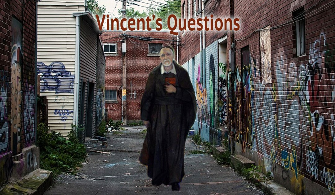 Am I Weak Enough To Be A Vincentian?