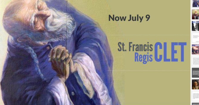 July 9: Feast Day of St. Francis Regis Clet