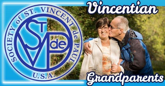 SVDP Promotes Vincentian Grandparents on National Grandparent's Day