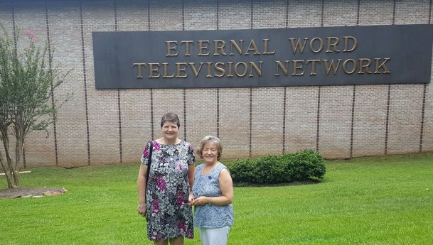 The Story Behind the Ladies of Charity TV Appearance on EWTN