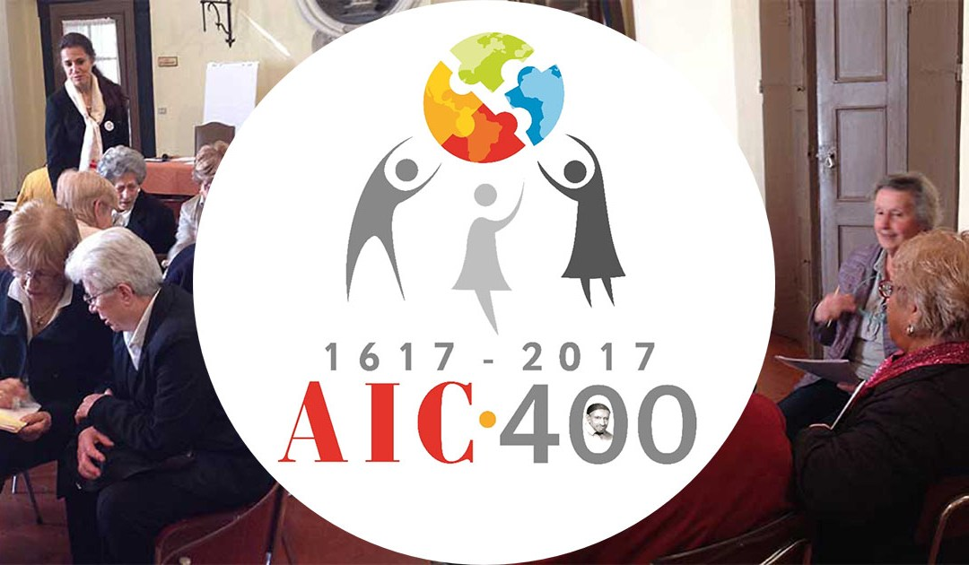 Let's Pray for the 400th Anniversary of the Foundation of AIC