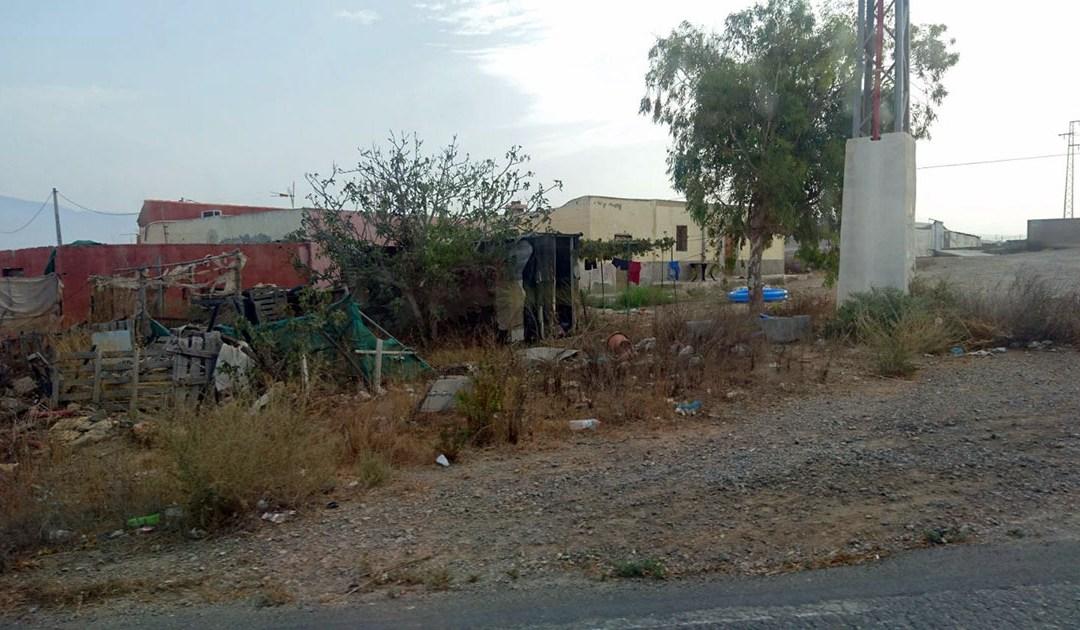 Towards the Peripheries of Life (4): the Plastic Sea (Almería)