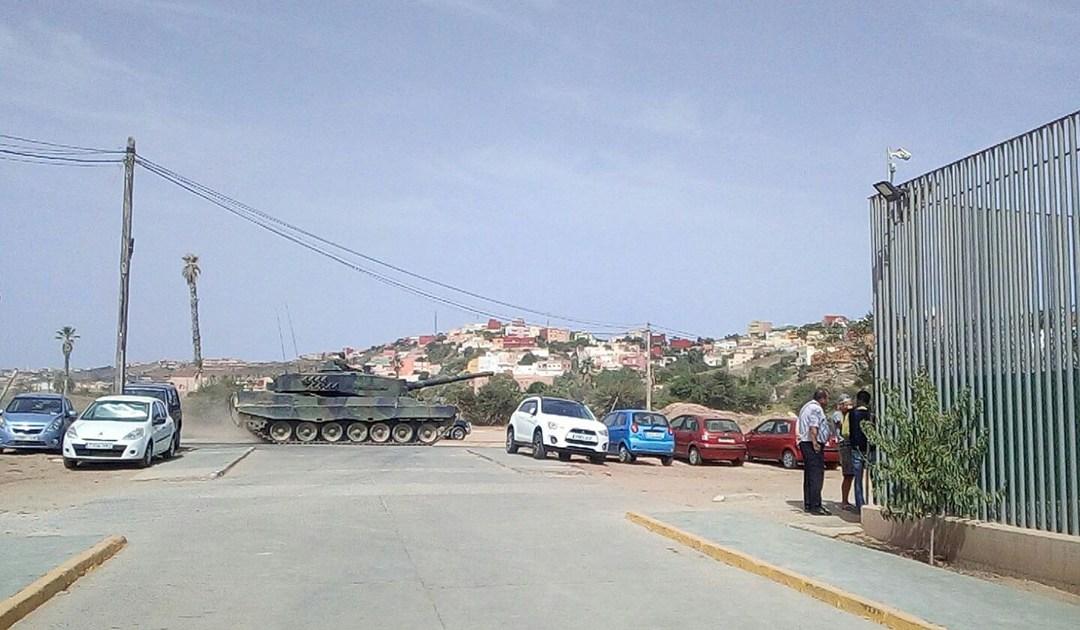 Towards the Peripheries of Life (5): Melilla