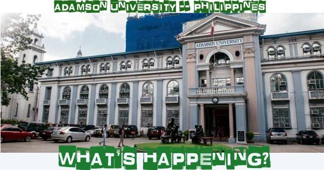 University Happenings: @AdamsonUni