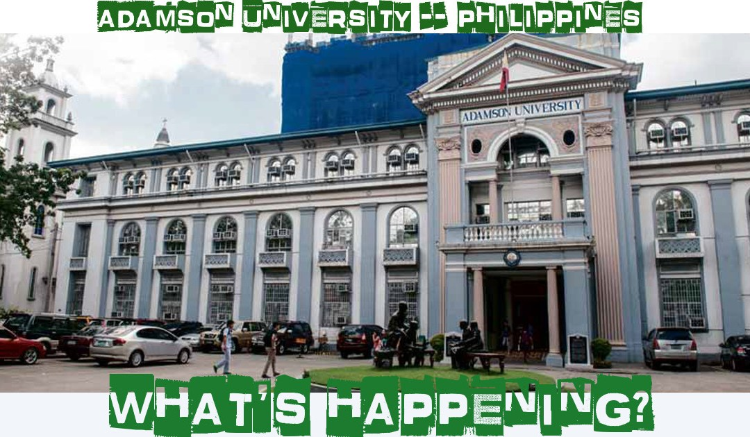 University Happenings: @AdamsonUni