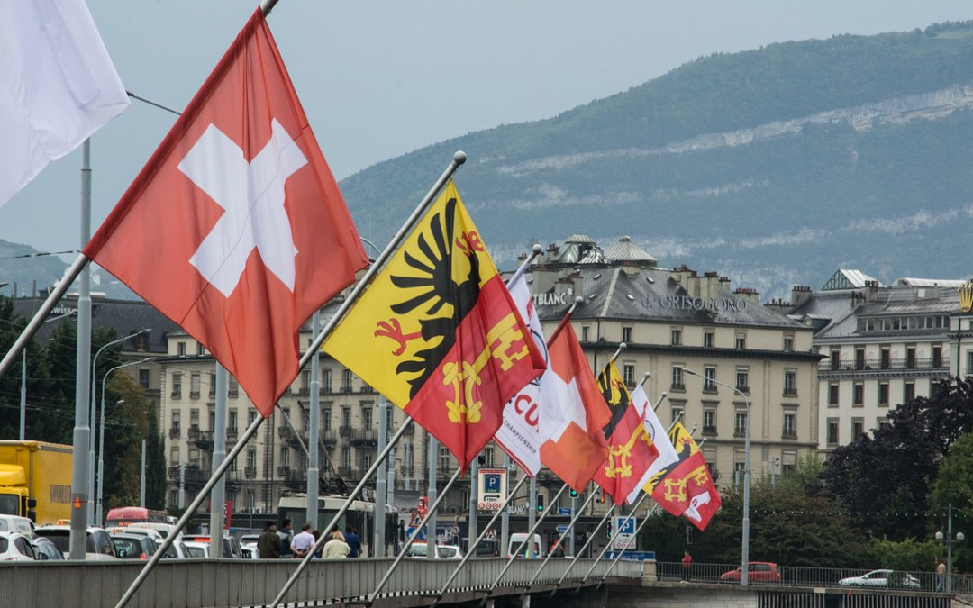 The Society of Saint Vincent de Paul exhibits at the UN – Geneva