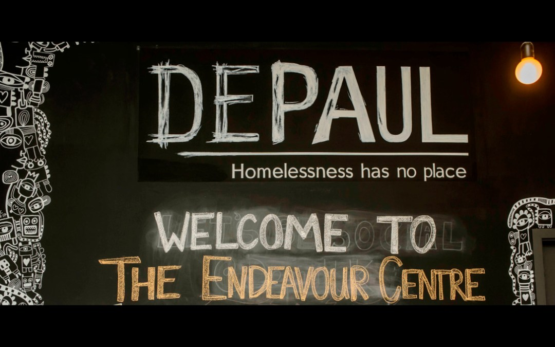 Depaul UK • Welcome to the Endeavour Centre