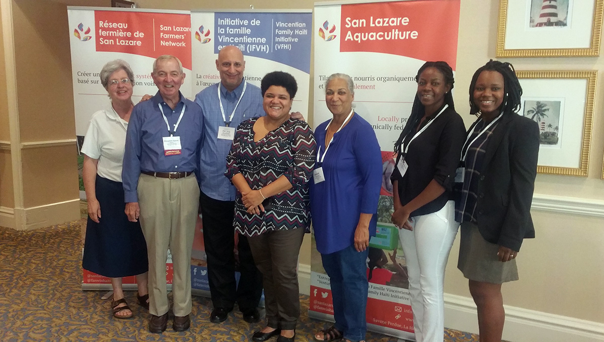 Vincentian Family Haiti Initiative Meets During SSVP USA National Meeting