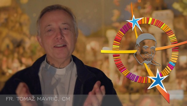 Christmas Greeting from Father Tomaž Mavrič, CM to the Vincentian Family
