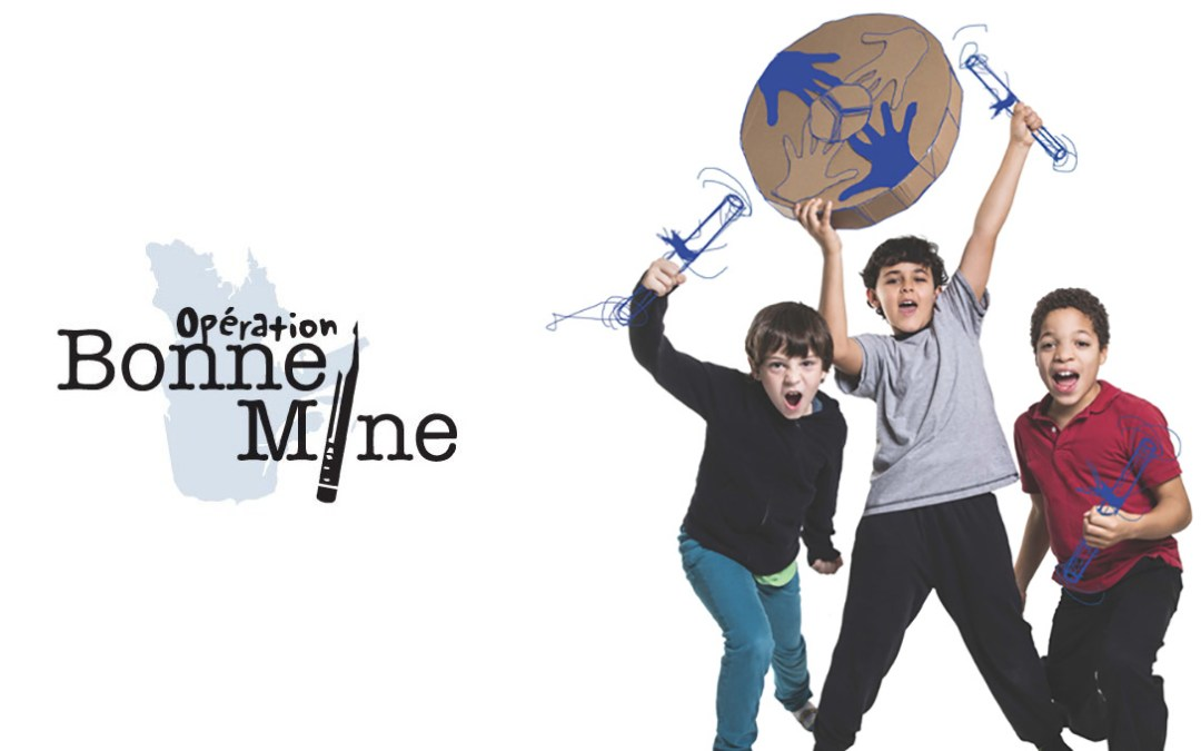 "In Quebec (Canada), the SSVP Encourages the Students to Stay in School with ""Opération Bonne Mine"""
