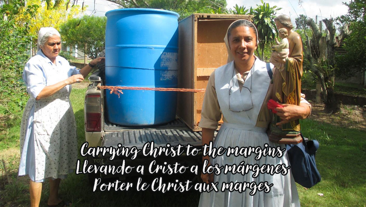 Daughters of Charity Mission: Virgin of the Miraculous Medal, Mexico-Belize