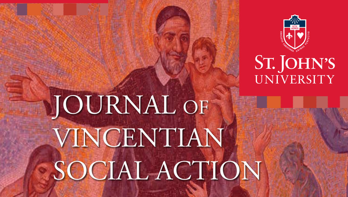 Journal of Vincentian Social Action: New Release on the 400th Anniversary of Vincentians