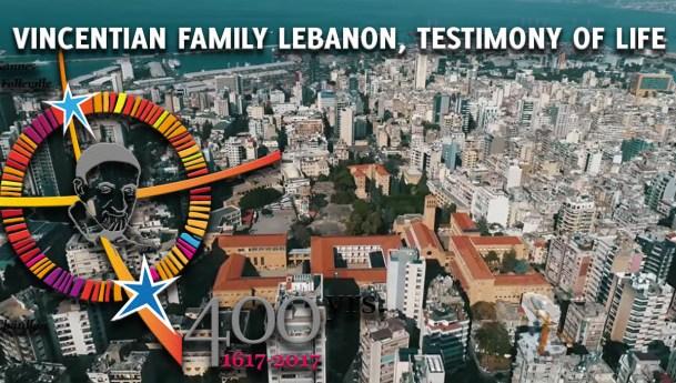 Vincentian Family Lebanon, Testimony of Life