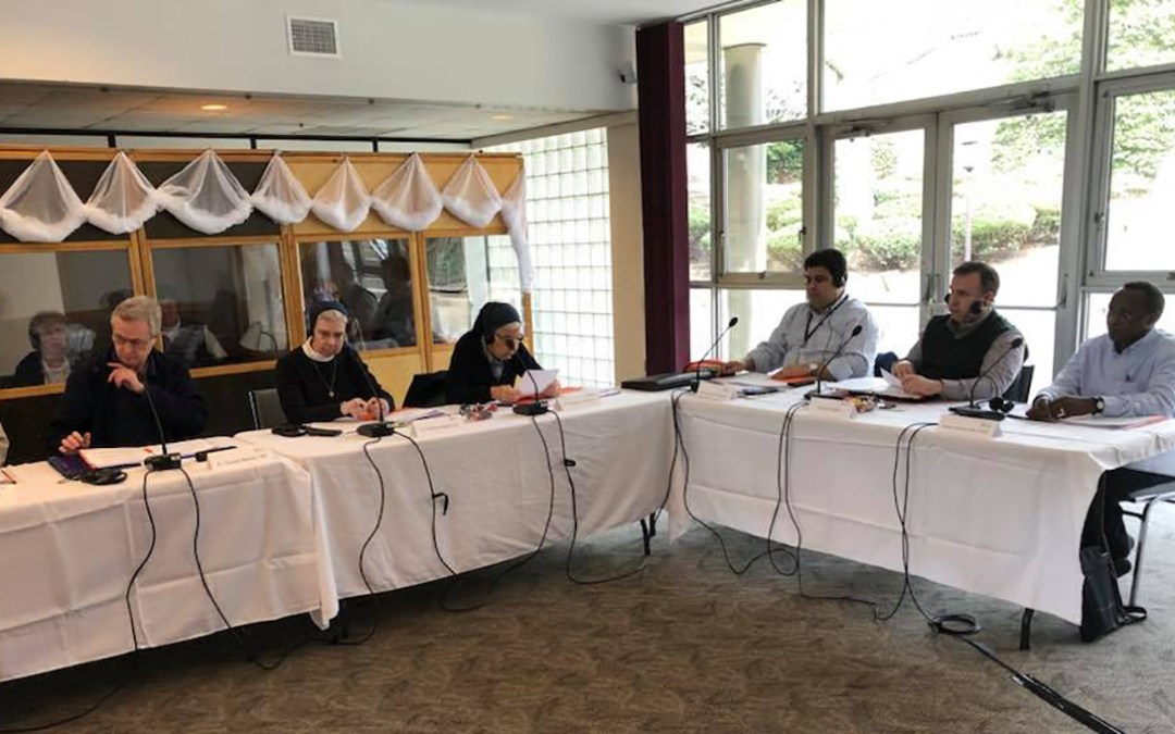 Meeting of the Executive Committee of the Vincentian Family 2018