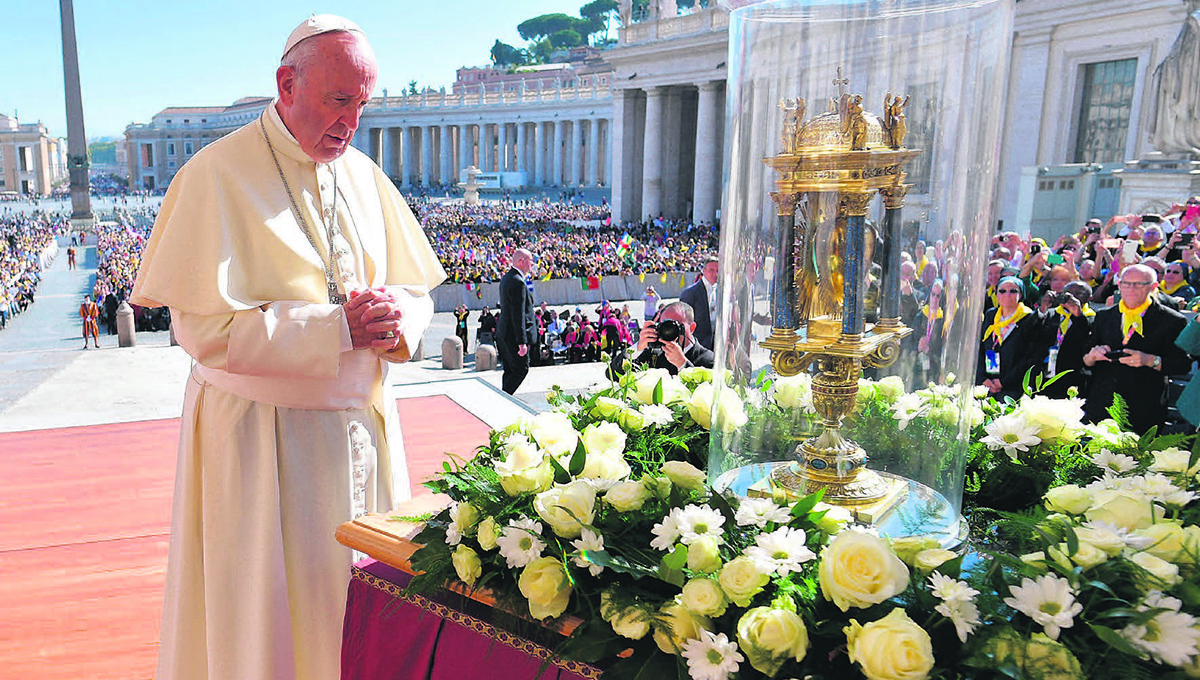 Pope Francis' Annual Day of the Poor and the Heart of St. Vincent